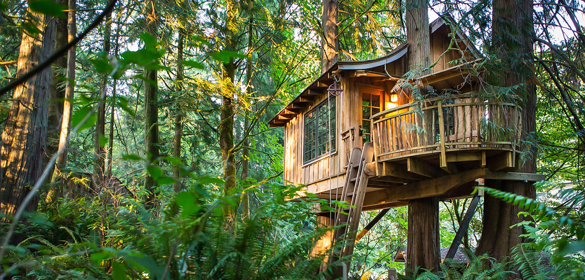 treehouse point in fall city washington - Treehouse Masters Prices